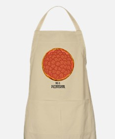 This Is Pizzaternal. Apron