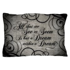 Cute Poe Pillow Case
