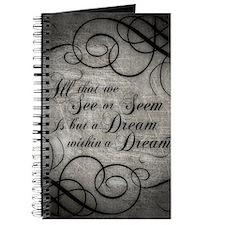 Unique Poe Journal