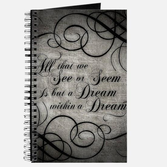 Cute Poe Journal