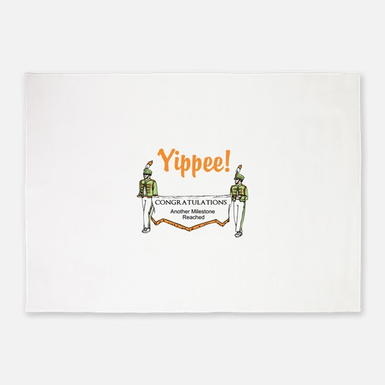 Yippee! 5'x7'Area Rug