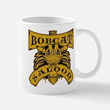 Bobcat Saloon Mugs