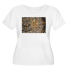 Astrological clockface Plus Size T-Shirt
