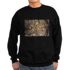 Astrological clockface Sweatshirt