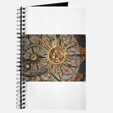 Astrological clockface Journal