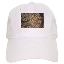 Astrological clockface Baseball Cap