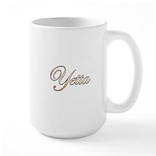 Gold Yetta Mug
