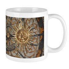 Astrological clockface Mugs