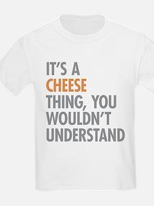 Cheese Thing T-Shirt