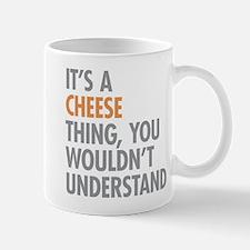Cheese Thing Mugs