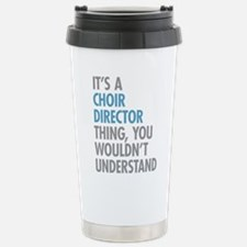 Choir Director Travel Mug