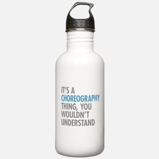 Choreography Water Bottle