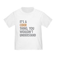 Cider Thing T-Shirt