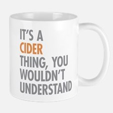 Cider Thing Mugs