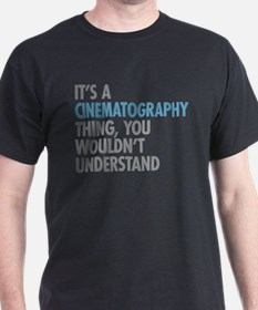 Cinematography Thing T-Shirt