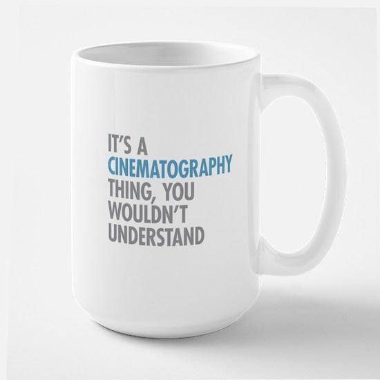 Cinematography Thing Mugs