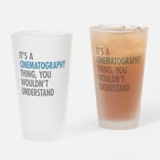 Cinematography Thing Drinking Glass
