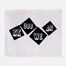 KW RAD Throw Blanket