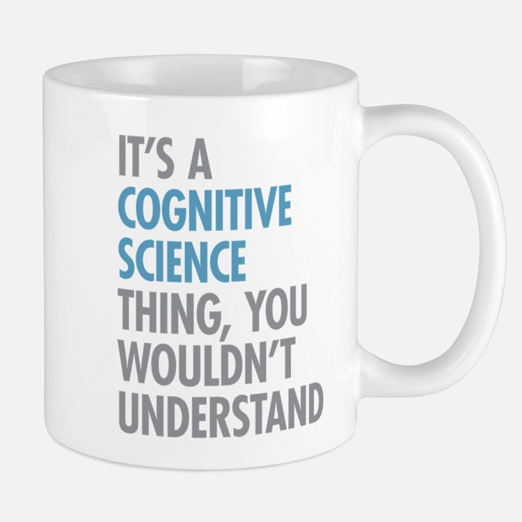 Cognitive Science Thing Mugs