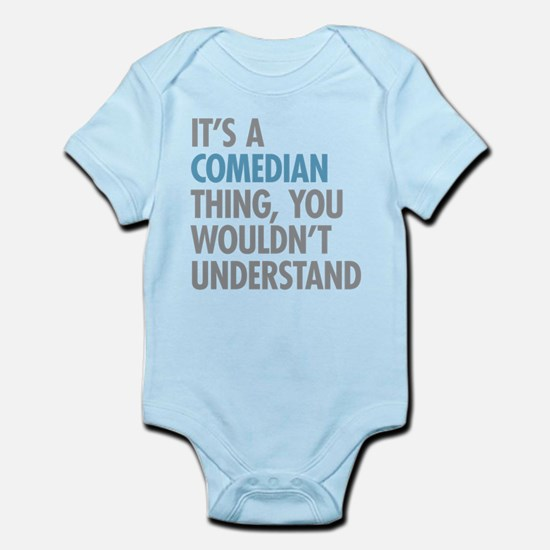 Comedian Thing Body Suit