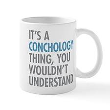 Conchology Thing Mugs