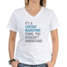 Content Marketing Thing T-Shirt