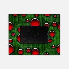 Geek Binary Digital Christmas Picture Frame