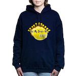 goeat.png Women's Hooded Sweatshirt