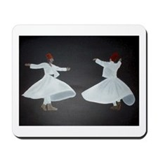 Whirling Dervishes Mousepad