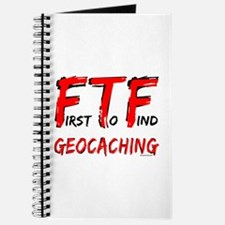 FTF Geocaching Journal