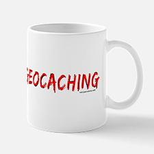 FTF Geocaching Mug