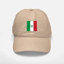Team Italy Monogram Baseball Baseball Cap