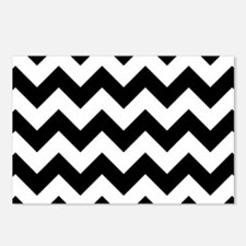 Cute Chevron Postcards (Package of 8)