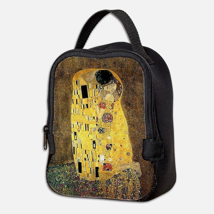 The Kiss Neoprene Lunch Bag
