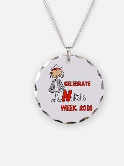 Celebrate Nurses Week 2016 Necklace
