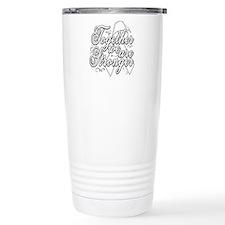 Mesothelioma Together Travel Mug