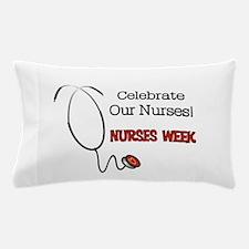 Stethoscope Nurses Week Pillow Case
