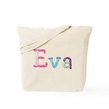 Eva Princess Balloons Tote Bag