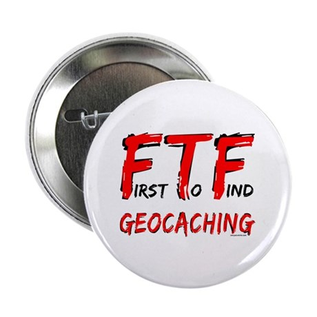 "FTF Geocaching 2.25"" Button (100 pack)"