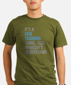 Dog Training Thing T-Shirt
