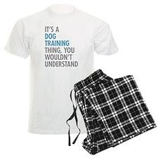 Dog Training Thing Pajamas