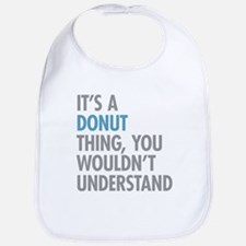 Donut Thing Bib