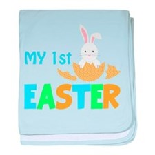 My 1st Easter baby blanket