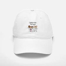 Celebrate Nurses Baseball Baseball Cap