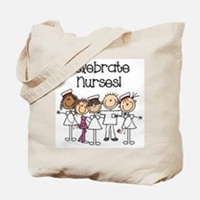 Celebrate Nurses Tote Bag