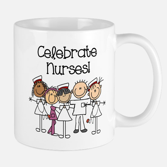 Celebrate Nurses Mug