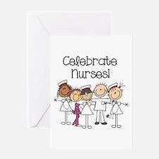 Celebrate Nurses Greeting Card