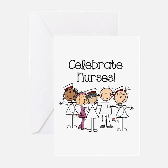 Celebrate Nurses Greeting Cards (Pk of 10)