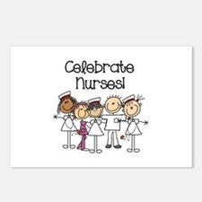 Celebrate Nurses Postcards (Package of 8)
