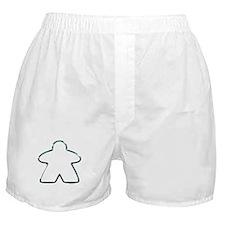 Metallic Meeple Boxer Shorts
